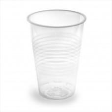 Одноразовые пластиковые стаканчики (0,2 мл) 100 шт. в упаковке