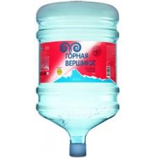 """Вода """"ГОРНАЯ ВЕРШИНА"""" (19 литров)"""