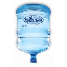 Вода питьевая «Кристальная»  (18,9 литров)